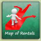 Map of Rental Homes