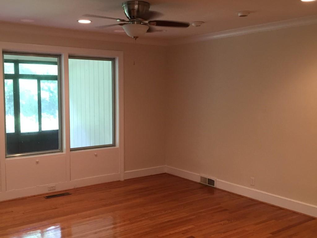 2606 University Drive_ Durham NC - Open Living Room