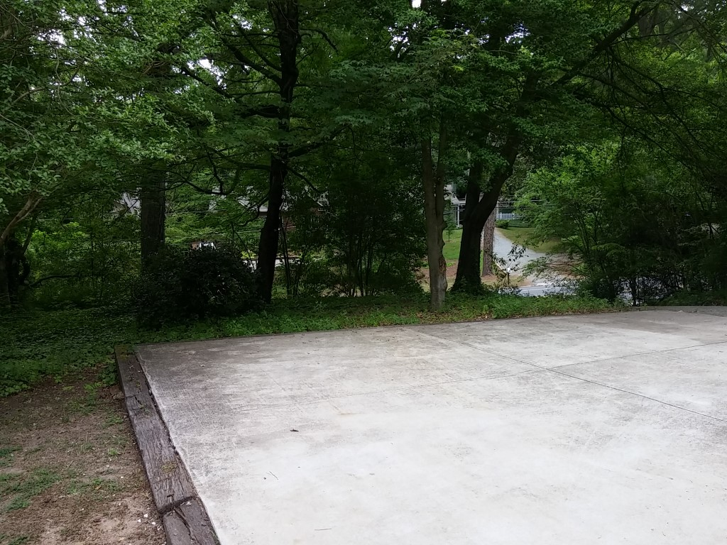2606 University Drive_ Durham NC -Parking Lot